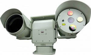 M7 Long Range PTZ Thermal Imaging Security Camera