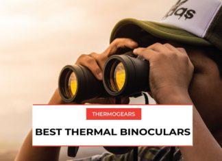 Thermal-binoculars