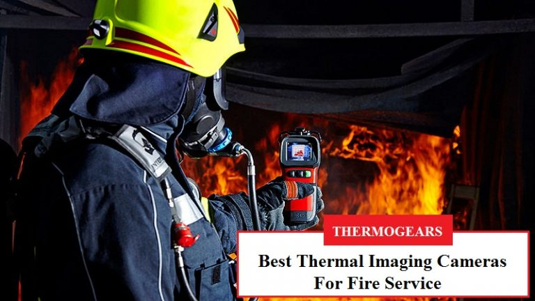 thermal imaging camera for fire service