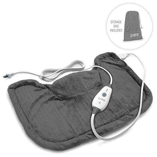 PureRelief Neck & Shoulder Heating Pad