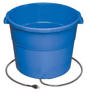 API 16 Gallon Innovators Heated Bucket