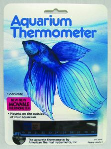 American Thermal Instruments Aquarium Thermometer