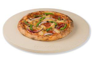 ROCKSHEAT Round Cordierite Pizza Stone