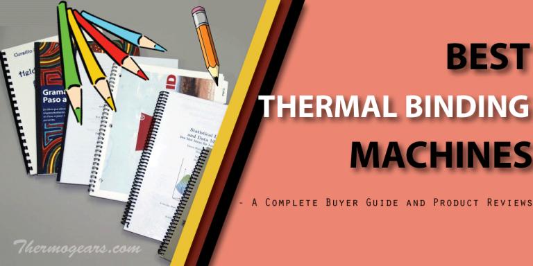 thermal binding machines