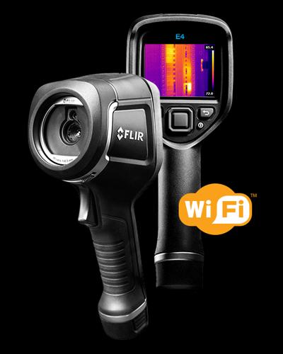 flir e4 thermal camera