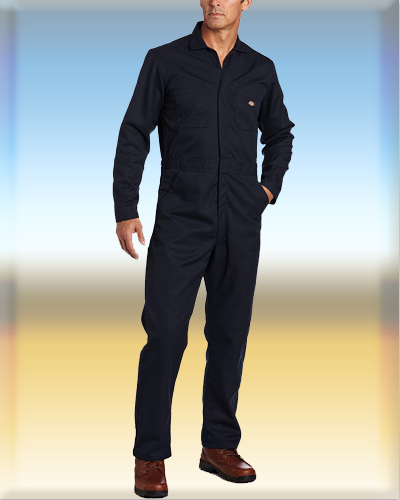 Dickies Mens Basic Blended Coverall