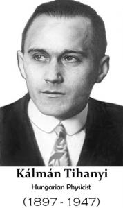 Kálmán Tihanyi pic