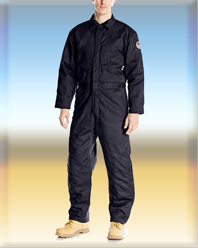 Walls Mens Flame Resistant Insulated Coverall