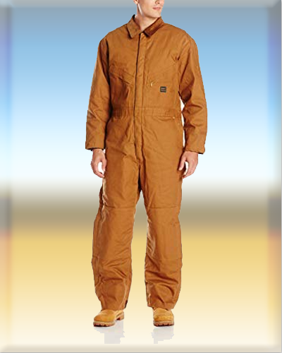 Walls Mens Zero-Zone Duck Insulated Coverall