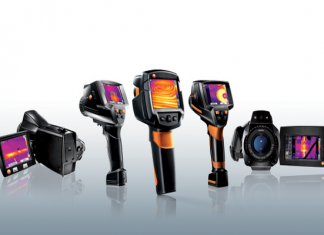 testo thermal imager