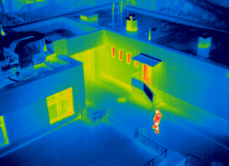 thermal imaging security cameras