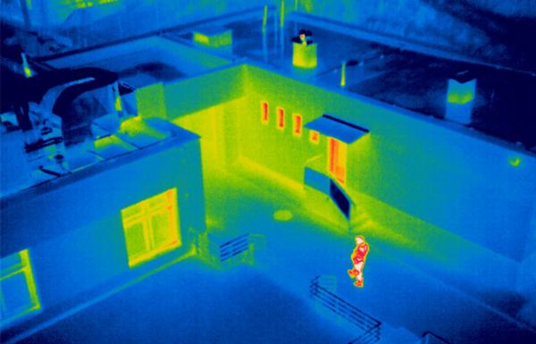 thermal imaging security cameras