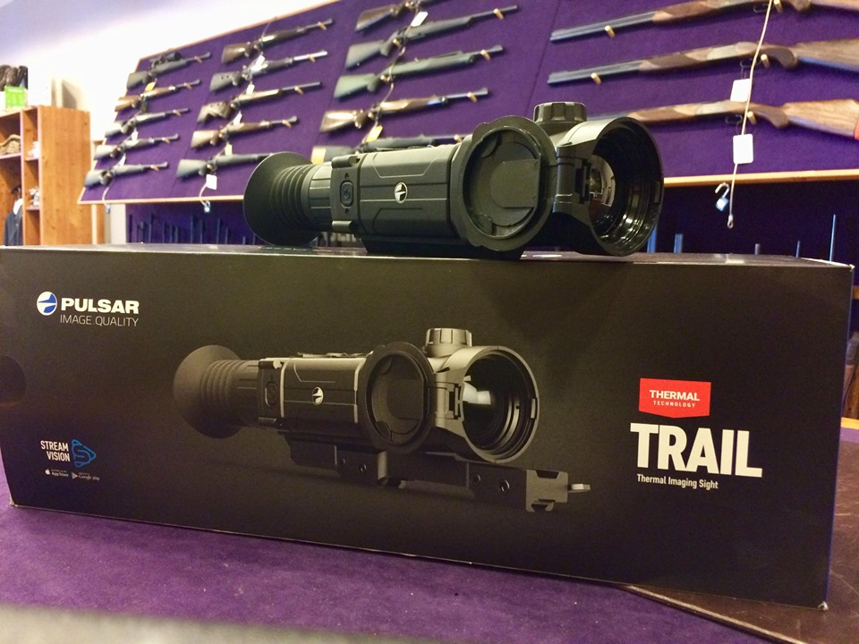 10 BEST Thermal Scopes in 2019 Reviews & Buyer's Guide