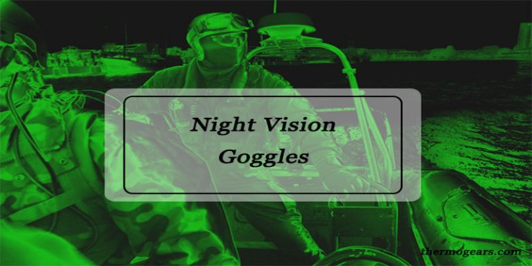 night vision goggle feature