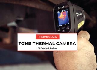tg165 thermal camera review
