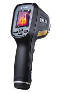 FLIR TG165 thermal camera