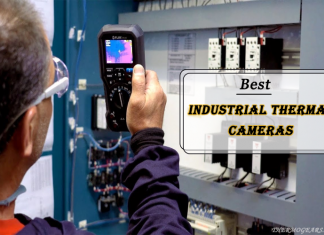 Industrial Thermal Imagjng Cameras