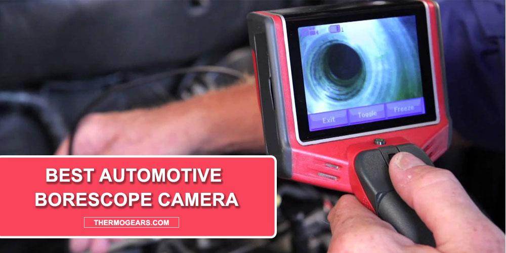 Borescope-camera