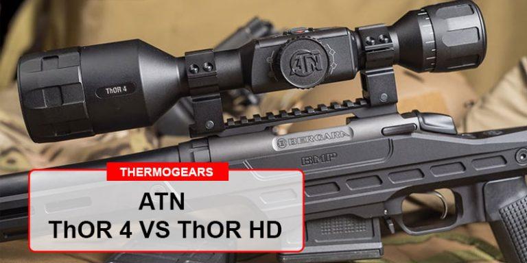 Thor 4 vs Thor HD