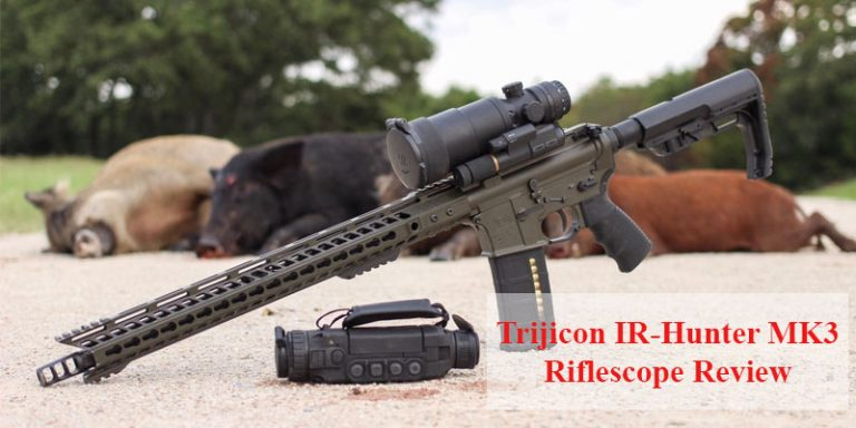 trijicon ir hunter mk3