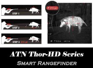 ATN Thor - Smart Rangefinder