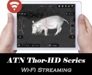 ATN Thor - Wifi Streaming