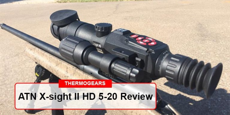ATN X sight II HD Review