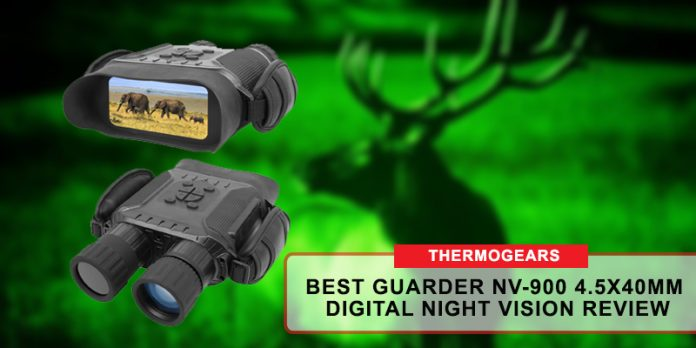 Best Guarder NV-900 4.5x40mm Digital Night vision