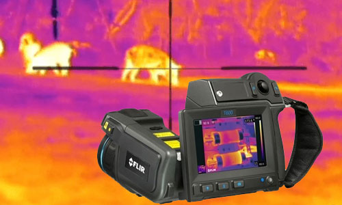 FLIR-T600-25-Thermal-Imaging-IR-Camera