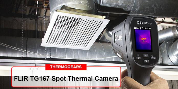 FLIR TG167 Spot Thermal Camera