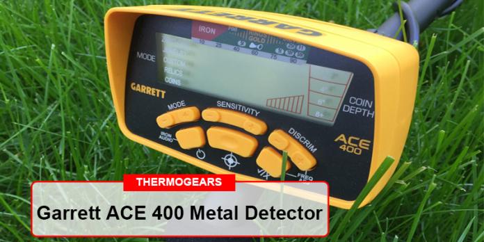 Garrett Ace 400 Metal Detector