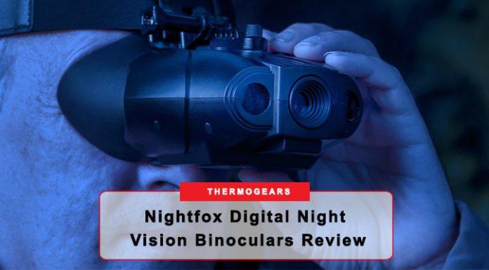 Nightfox Digital Night Vision Binoculars Review