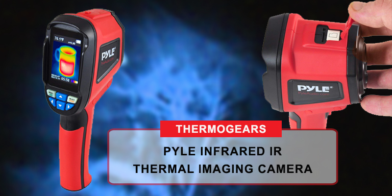 Pyle Infrared IR Thermal Imaging Camera