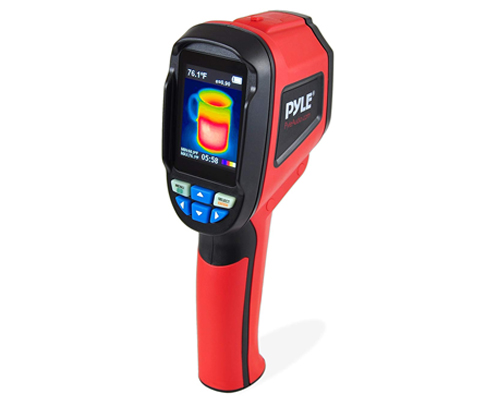 Pyle Infrared IR Thermal Imaging Camera Digital Heat Sensor Spotter
