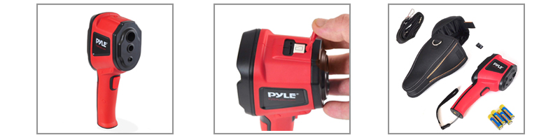 Pyle Infrared IR Thermal Imaging Camera Digital
