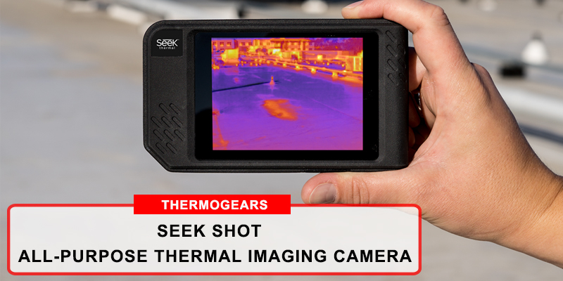 Seek Shot - All Purpose Thermal Imaging Camera