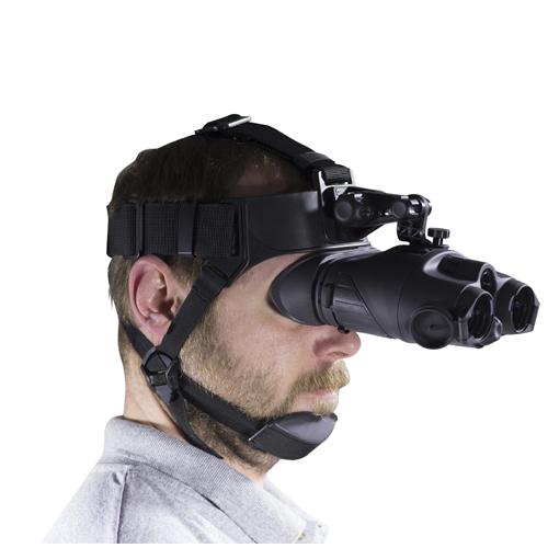 Tracker 1x24 Night Vision Goggle Binoculars