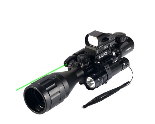 UUQ C4 AR15 laser scope