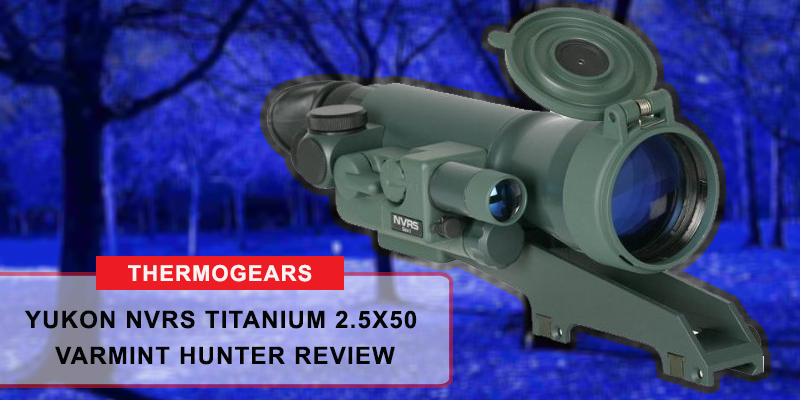 Yukon NVRS Titanium 2.5x50 Varmint Hunter