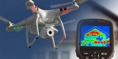 thermal imaging for drone