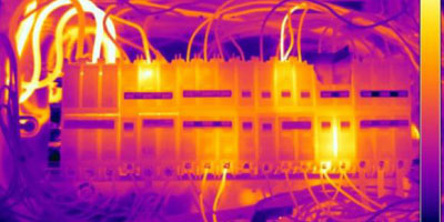 thermal imaging for electrical