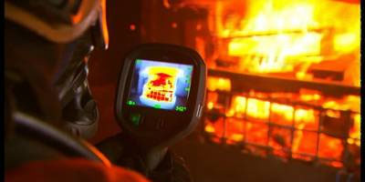 thermal imaging for firefighters