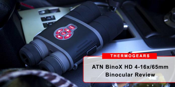 ATN BinoX HD