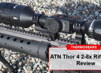 ATN Thor 4 Riflescope