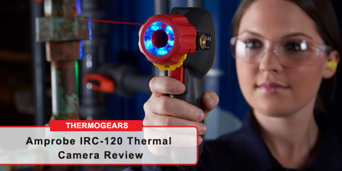 Amprobe IRC-120 Thermal Camera Review