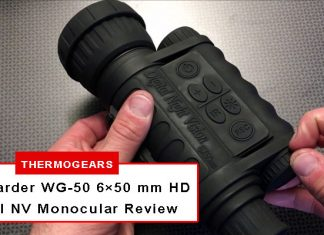 Bestguarder WG-50 6×50 mm HD Digital Night Vision Monocular Review