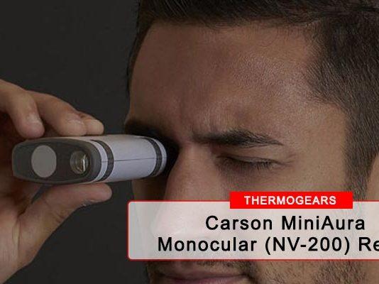 Carson Digital Monocular