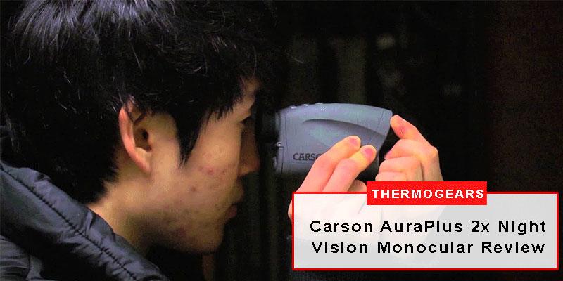 Carson Night Vision Monocular