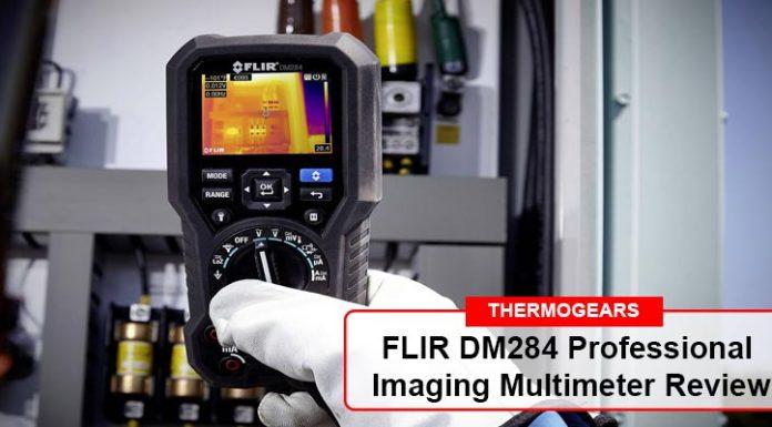 FLIR DM284 Multimeter