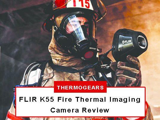 FLIR K55 Fire Thermal Imaging Camera
